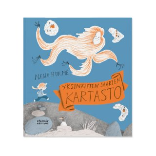 Yksinäisten saarten kartasto/ Maija Hurme / Etana Editions / フィンランド語 / 絵本