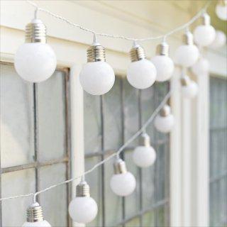 【Talking tables】 電球型 イルミネーションライト(COAST-LIGHT-BULB) トーキングテーブルス
