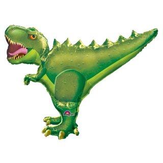 【フィルム風船】ガス無し【恐竜】T-REX 【パーティー バルーンデコレーション】【メール便発送可能】
