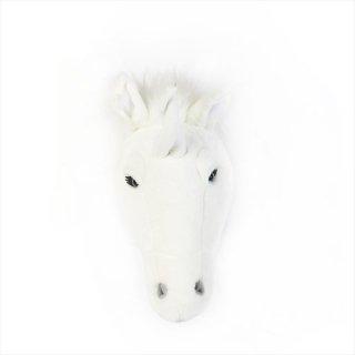【Wild&Soft ワイルドソフト】ぬいぐるみ アニマルヘッド ユニコーン 馬 【Animal Head Unicorn 】壁掛け インテリア【こども部屋 リビングに】