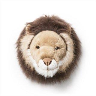 【Wild&Soft ワイルドソフト】ぬいぐるみ アニマルヘッド ライオン 【Animal Head Lion】壁掛け プレゼント【こども部屋 リビングに】