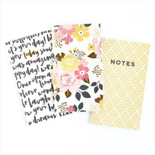 SALE◆【my mind's eye マイマインズアイ】マイストーリー ミニノトブック 3冊セット My Story Mini Notebooks 【プレゼント ギフト】(MSP209)