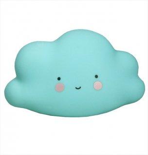 SALE◆【a little lovely company】クラウド ライト ブルー 【雲のライト 子供部屋 インテリア 照明 ライティング cloud light pink】