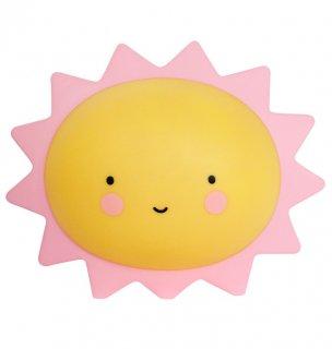 【a little lovely company】おひさま ライト【太陽の形のライト】子供部屋 インテリア 照明 ライティング sun light