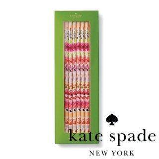 【Kate Spade ケイトスペード】Straw Set Dahila アクリルストロー 6本入り 21.5cm(177931) ◆SALE