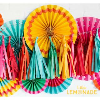 【my mind's eye マイマインズアイ】フィエスタ タッセルガーランド お祝い カーニバル 祭り バースデイ ピクニック(PLFE09)