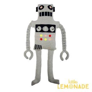【Meri Meri メリメリ】 ロボットのぬいぐるみ ソフトトイ ファブリックトイ 子供のおもちゃ ギフト 出産祝い 誕生日祝い クッション 子供部屋 インテリア(30-0142/167743)