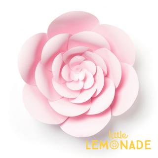 【Echo Park Paper】ジャイアントペーパーフラワー ライトピンク ピオニー◆Lサイズ◆ (3DP008) ◆SALE
