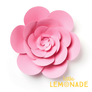 【Echo Park Paper】ジャイアントペーパーフラワー ピンク ピオニー◆Lサイズ◆ (3DP009) ◆SALE