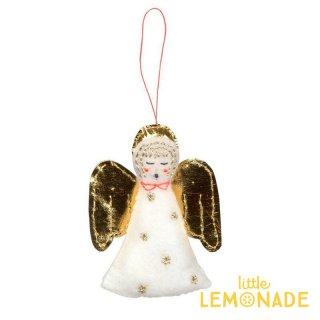 【Meri Meri 2018】クリスマス オーナメント エンジェル【Angel Felt】【ツリー 飾り デコレーション クリスマスツリーchristmas 】(60-0095/180325)