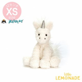 <img class='new_mark_img1' src='https://img.shop-pro.jp/img/new/icons1.gif' style='border:none;display:inline;margin:0px;padding:0px;width:auto;' />【Jellycat】 Fuddlewuddle Unicorn ユニコーン 12cm ぬいぐるみ  ジェリーキャット(FWB6U)