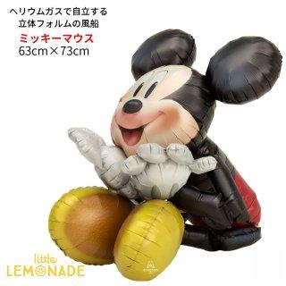 【大きな立体フィルム風船】 エアウォーカー ミッキーマウス ガス無し Mickey Mouse ディズニー メール便発送可 (ANG08318)