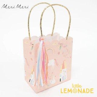 【Meri Meri】 マジカルプリンセス ペーパーバッグ 1枚 紙袋 (193236)