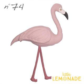 【Numero74 ヌメロ74】 フラミンゴ  クッショントイ Flamingo ぬいぐるみ