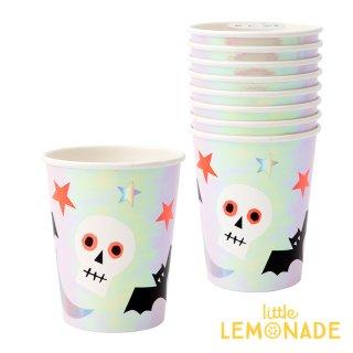 Meri Meri ハロウィン アイコン ペーパーカップ ハロウィーン パーティー Halloween 紙カップ コップ (197079) ■SALE 25%OFF