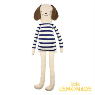 【Meri Meri メリメリ】イヌ 人形 ぬいぐるみ knitted dog 【犬 いぬ 】 誕生日プレゼント ギフトに  ぬいぐるみ(157780)◆SALE