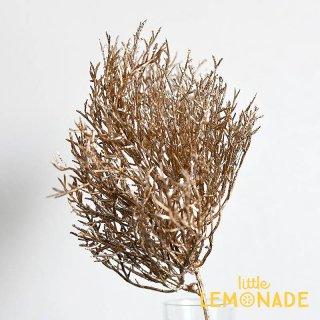 フェイクグリーン 【ゴールドツィッグ】 アーティフィシャルフラワー 造花 人工観葉植物 fgr (16019GL