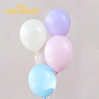 【風船】パーティーバルーン 5枚パック マカロンアソート【誕生日 飾り 壁 お祝い 装飾 デコレーション ディスプレイ バースデー ウェディング 結婚式】マカロン