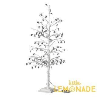 クリスマス LEDブランチツリー クリスタル ホワイト  【 Lサイズ】 クリスマスツリー (RJXN3930WH)