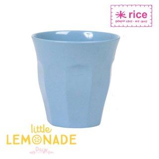 【RICE】メラミンカップ/ターコイズ ミディアムサイズ 9cm (MELCU-T)