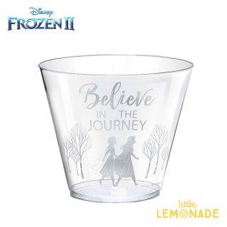 プラスチックカップ  8個入り アナと雪の女王 アナ エルサ フローズン FROZEN 【amscan】 クリアカップ FROZEN2(352087)