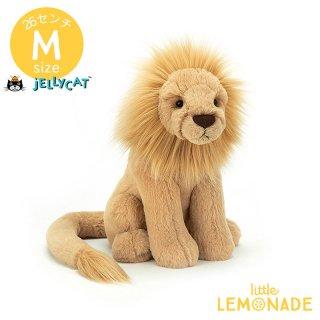 【Jellycat】Mサイズ Leonardo Lion  ライオン レオナルド ぬいぐるみ   (LEO3L)