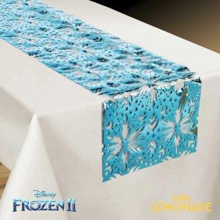 テーブルランナー アナと雪の女王 アナ エルサ フローズン FROZEN 【amscan】 誕生日  テーブルセンター FROZEN2(570168)