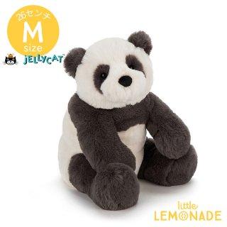 【Jellycat】Mサイズ Harry Panda Cub パンダ ベア くま ぬいぐるみ   (HA2PCL)