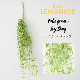 フェイクグリーン スワッグ アイビー 【メール便可】 スワール スワッグ 植物 リーフガーランド 造花(TADY7130)fgr spice