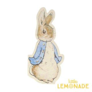 【Meri Meri】 ピーターラビット ダイカット ペーパーナプキン 紙ナプキン Peter Rabbit Napkin イースター  メリメリ(202986)