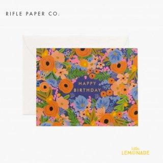 【RIFLE PAPER ライフルペーパー】 バースデーカード / Simone Birthday (シモーネ・バースデー) (GCB063)