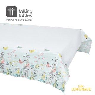 【Talking Tables】 Truly Fairy 紙製テーブルカバー(TSFAIRY-TCOVER) Truly Fairy Paper Table Cover テーブルクロス