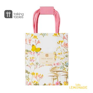<img class='new_mark_img1' src='https://img.shop-pro.jp/img/new/icons1.gif' style='border:none;display:inline;margin:0px;padding:0px;width:auto;' />【Talking Tables】 Truly Fairy ペーパーバッグ 8枚セット(TSFAIRY-TREATBAG) 紙袋 Truly Fairy Treat Bags