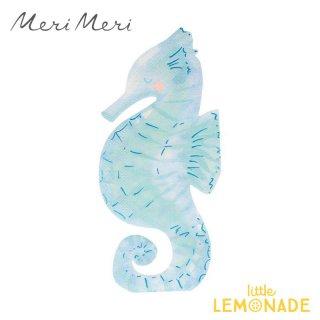 【MeriMeri】 タツノオトシゴ ペーパーナプキン Seahorse Napkin 紙ナプキン 16枚入り 海  パーティー ホームパーティー 誕生日(210565)