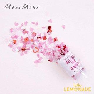 【Meri Meri】 ピンクコンフェッティポッパー PINK CONFETTI POPPER  (45-2690)