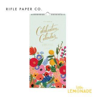 【RIFLE PAPER ライフルペーパー】 万年カレンダー / セレブレーション・カレンダー(壁掛けカレンダー)  Wall Calendar