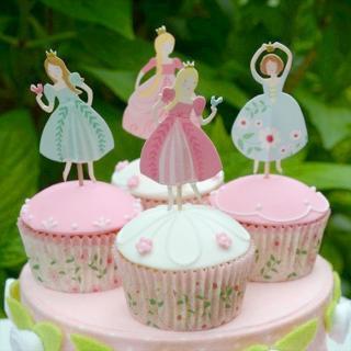【Meri Meri メリメリ】 カップケーキ キット プリンセス 【I'm a princess】 (45-0798)