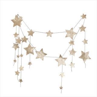 【Numero 74】フォーリングスター ガーランド ゴールド falling star garland 星のガーランド ◆SALE