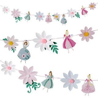 【Meri Meri メリメリ】プリンセス ガーランド 【I'm a princess】 (45-0920)