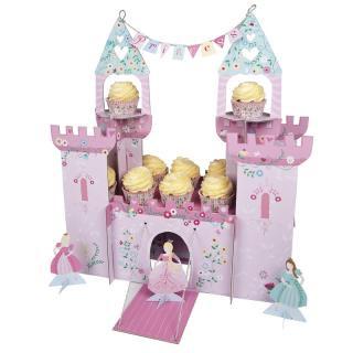 【Meri Meri メリメリ】プリンセス キャッスルセンターピース 【I'm a princess】 (45-0922)