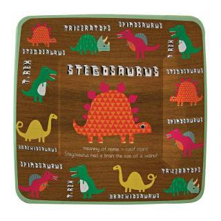 【Meri Meri メリメリ】恐竜 ペーパープレート【dinosaur paper plate】パーティー用 紙皿 ホームパーティーやバースデイに (45-1199)