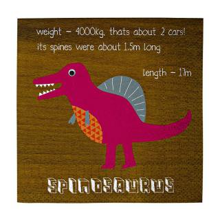 【Meri Meri メリメリ】恐竜 スモール ペーパーナプキン【dinosaur paper plate】パーティー用 紙ナプキン ペーパータオル (45-1200)