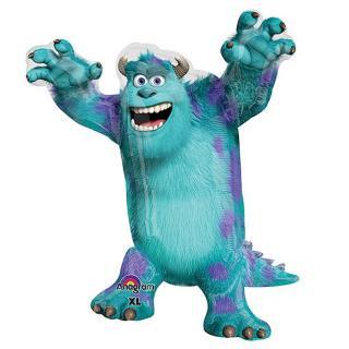 【フィルム風船】【モンスターズインク サリー】Monsters inc Sulley【パーティー バルーンデコレーション】バースデイ・ギフトに