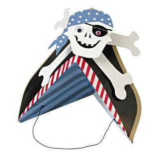 【Meri Meri】パーティーハット 海賊 パイレーツ 【Pirate】パーティー用帽子 (45-0808)