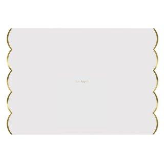 【Meri Meri】プレイスマット ランチョンマット 紙製【TOOT SWEET】45-1710