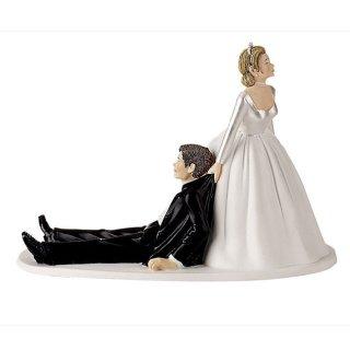 【Wilton】 ウェディング ケーキトッパー ナウアイハブユー   【wedding cake topper 披露宴 二次会 装飾 ケーキバイト演出 フォトプロップ】(115-101)