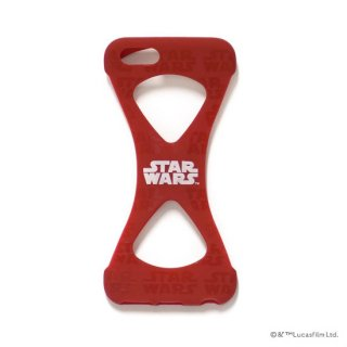 iPhone 6s SILICON BUMPER RED