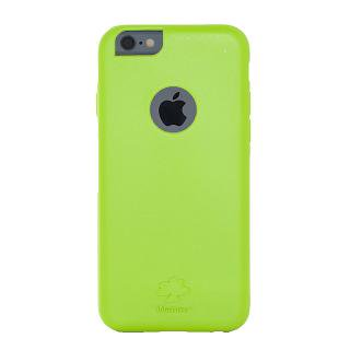 iNature 生分解ソフトケースiPhone6用 Apple Green<img class='new_mark_img2' src='//img.shop-pro.jp/img/new/icons13.gif' style='border:none;display:inline;margin:0px;padding:0px;width:auto;' />