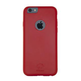 iNature 生分解ソフトケースiPhone6用 Tomato Red<img class='new_mark_img2' src='//img.shop-pro.jp/img/new/icons13.gif' style='border:none;display:inline;margin:0px;padding:0px;width:auto;' />