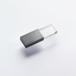 beyond Object empty memory 8GB Transparency Gun Metal Finish